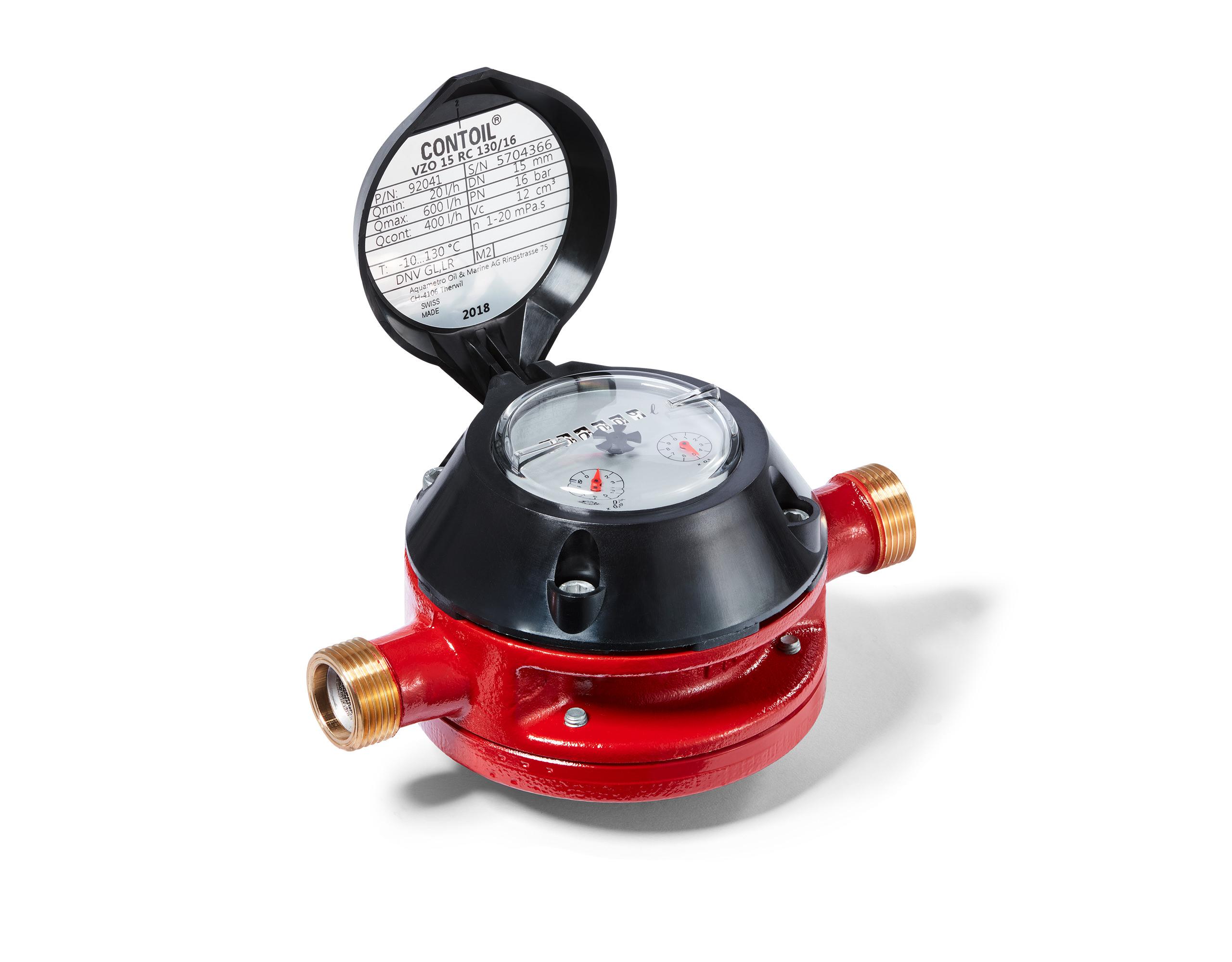 CONTOIL® DN 15 - 50 - Aquametro Oil & Marine